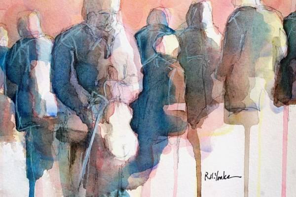 Jam Painting - Take A Break by Robert Yonke