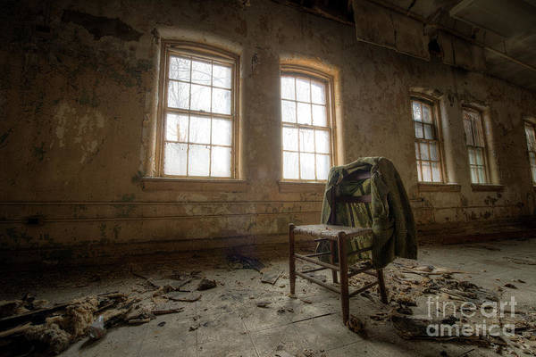 Wall Art - Photograph - Take A Seat  by Michael Ver Sprill