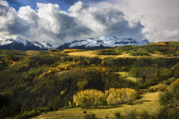 Autumn Colors Digital Art - Take It In II by Jon Glaser