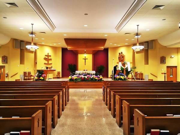 Photograph - Take Me To Church by Chris Montcalmo