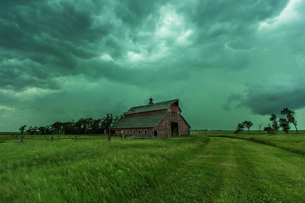Photograph - Take Shelter Again by Aaron J Groen