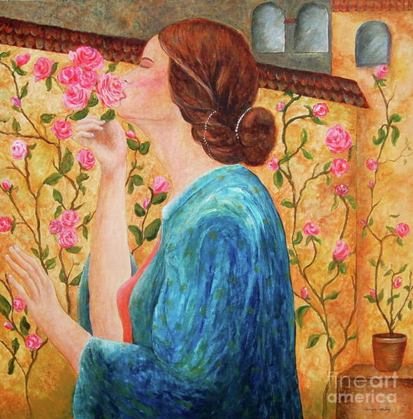 Painting - Taking Time by Tamyra Crossley