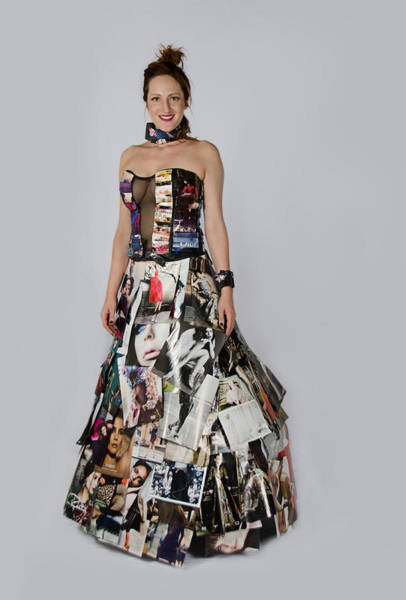 Photograph - Megan In Gown by Irina Archangelskaya