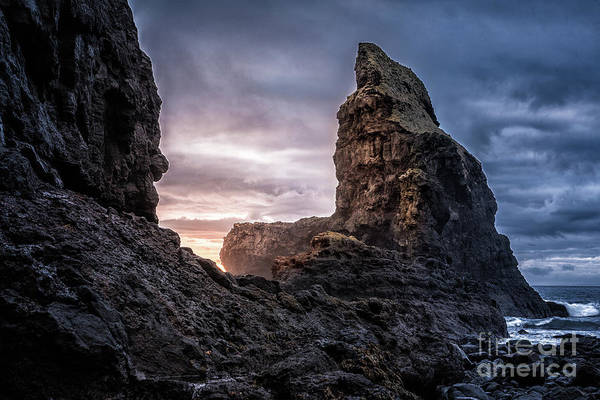 Wall Art - Photograph - Talisker Bay Scotland - Isle Of Skye by Matt Trimble