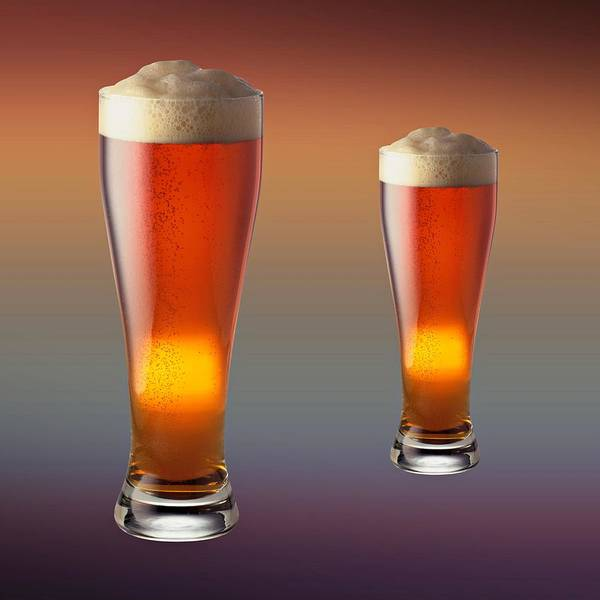 Digital Art - Tall Cold Beer  by Movie Poster Prints