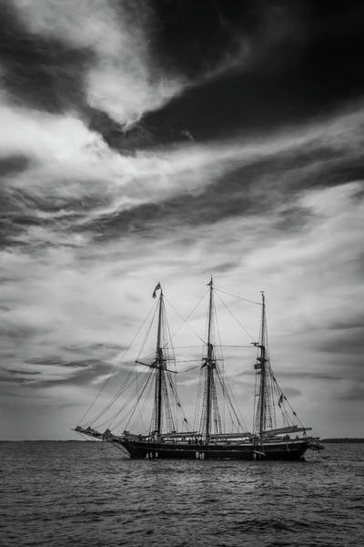 Photograph - Tall Ship by Dale Kincaid