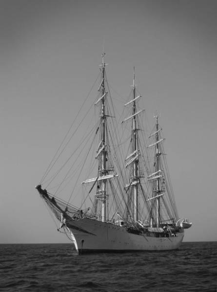 Wall Art - Photograph - Tall Ship Denmark  by Dustin K Ryan