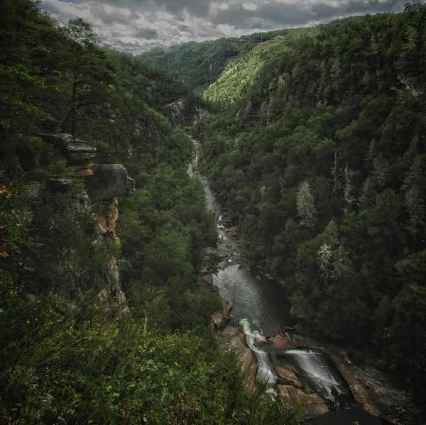 Photograph - Tallulah Falls  by Mike Dunn