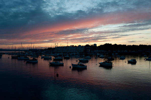 Photograph - Tamar Sunset by Helen Northcott