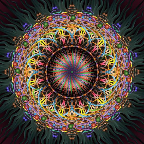 Tambourine Art Print