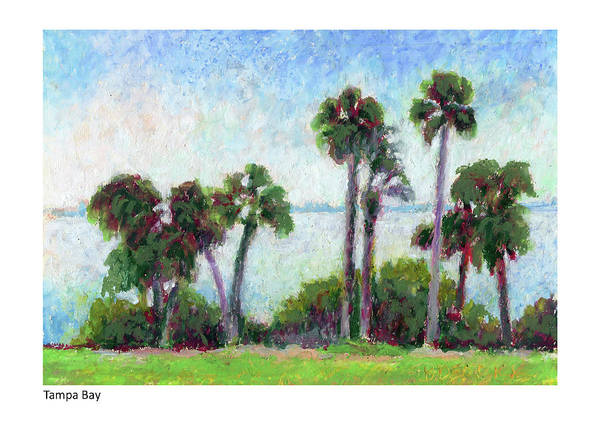 Painting - Tampa Bay by Betsy Derrick