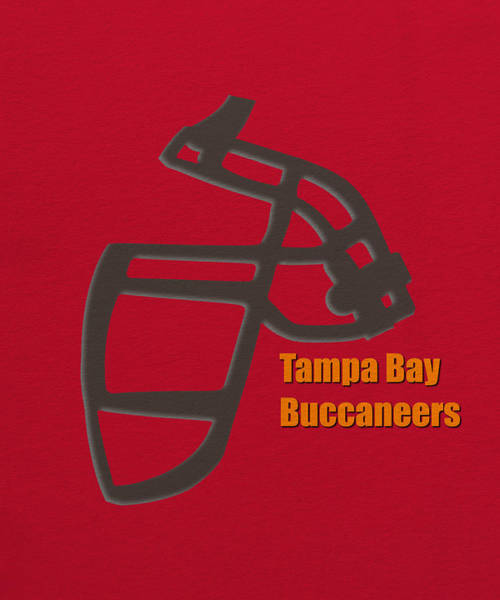 Wall Art - Photograph - Tampa Bay Buccaneers Retro by Joe Hamilton