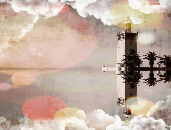 Wall Art - Digital Art - Tanger  by Michelle Sogalow