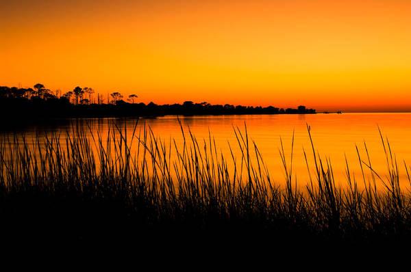Wall Art - Photograph - Tangerine Sunset by Rich Leighton