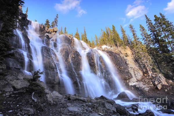 Photograph - Tangle Falls by Dan Jurak