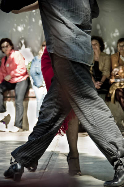 Photograph - Tango 2 In Buenos Aires, Argentina by Catherine Sobredo