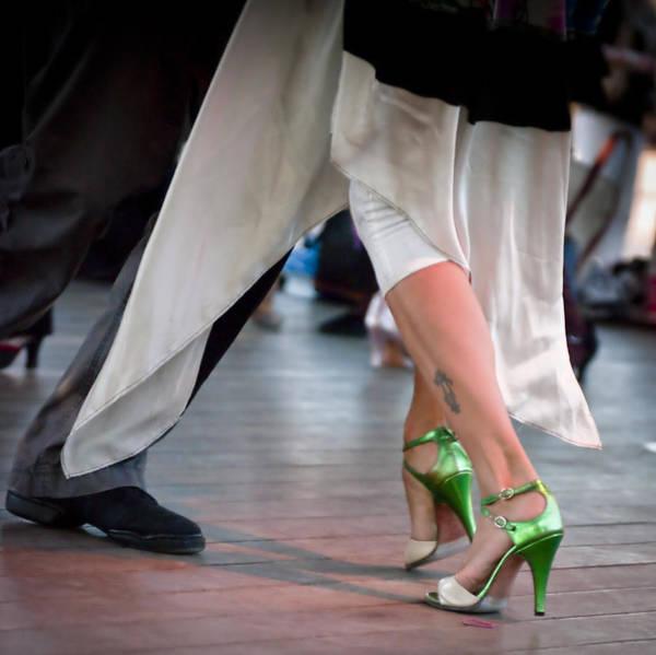 Photograph - Tango 2, Santa Fe, Nm by Catherine Sobredo