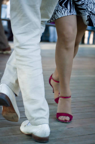 Photograph - Tango 3, Santa Fe Nm by Catherine Sobredo