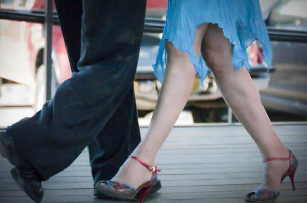 Photograph - Tango 4 In Santa Fe, Nm by Catherine Sobredo