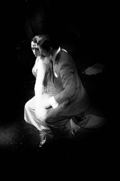 Photograph - Tango Couple #4 by David Chasey