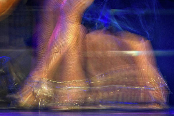 Photograph - Tango Dancer Abstract - Buenos Aires by Stuart Litoff