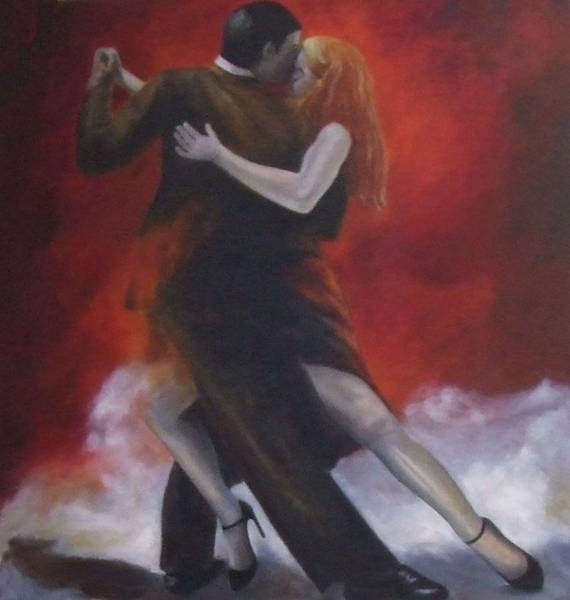 Photograph - Tango by Elizabeth Hoare Gregory