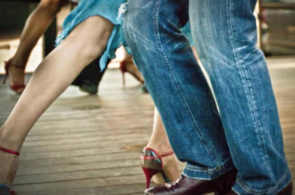 Photograph - Tango In Santa Fe, New Mexico 1 by Catherine Sobredo