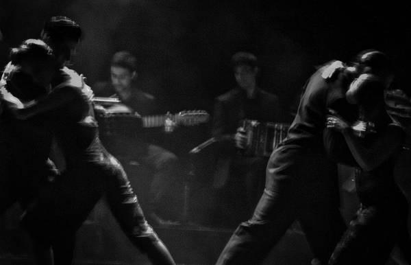 Photograph - Tango Show - Buenos Aires by Stuart Litoff