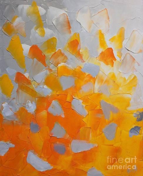 Painting - Tangy Rocks 2 by Preethi Mathialagan
