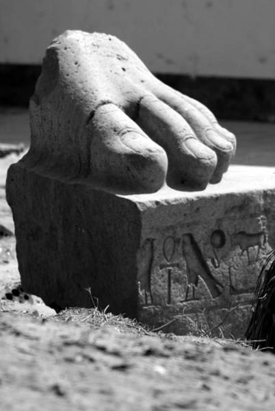 Photograph - Tanis Foot by Donna Corless
