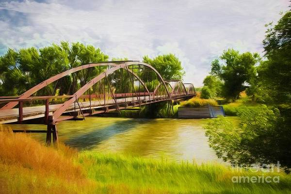 Photograph - Tanking On The Platte by Jon Burch Photography