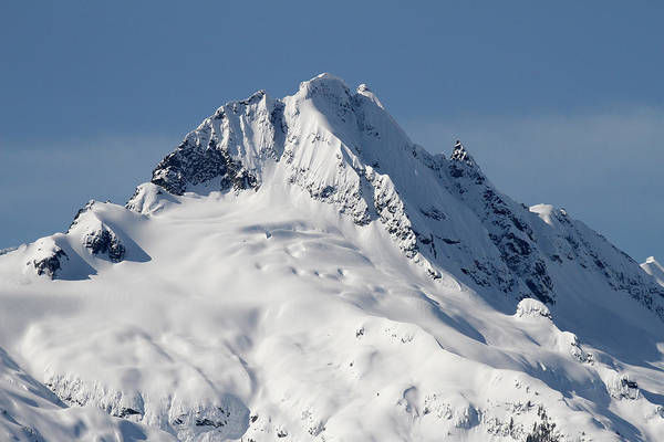 Photograph - Alpha Of The Tantalus Mountain Range by Pierre Leclerc Photography