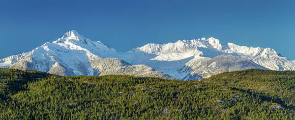 Photograph - Tantalus Mountain Range by Pierre Leclerc Photography