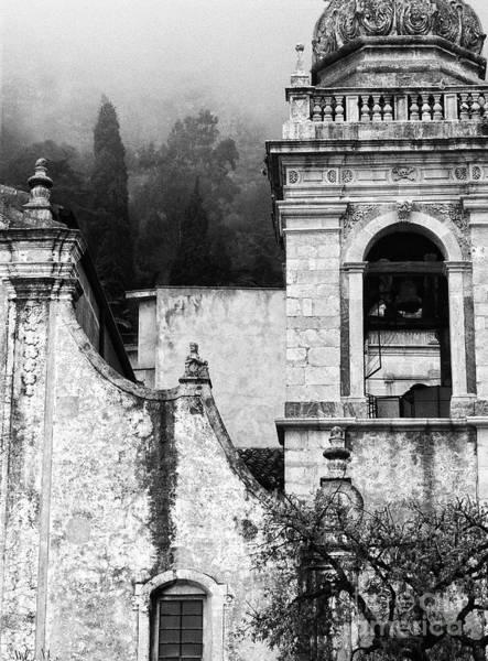 Wall Art - Photograph - Taormina Church Detail by Silvia Ganora