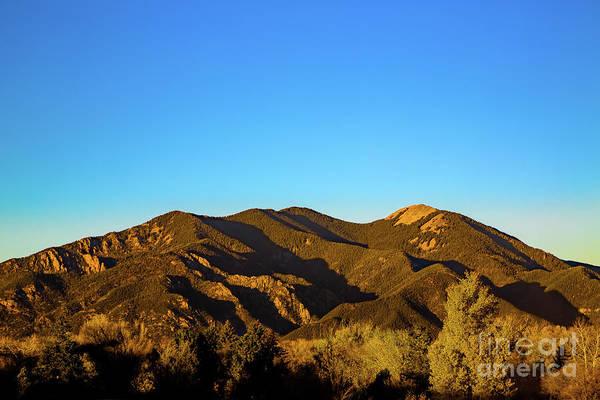 Photograph - Taos Evening by Jon Burch Photography