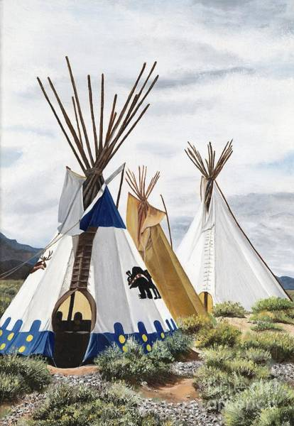Mary Rogers Painting - Taos by Mary Rogers