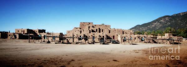 Photograph - Taos Pueblo by Scott Kemper