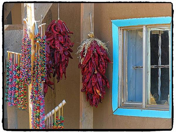Photograph - Taos Something In The Light 10 by Mario MJ Perron