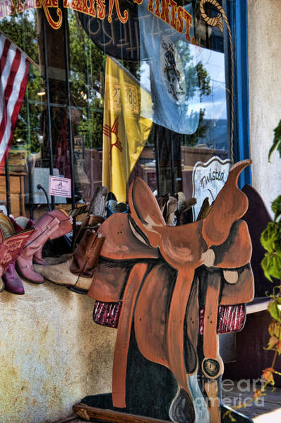 Photograph - What Is Real In Taos New Mexico by Brenda Kean