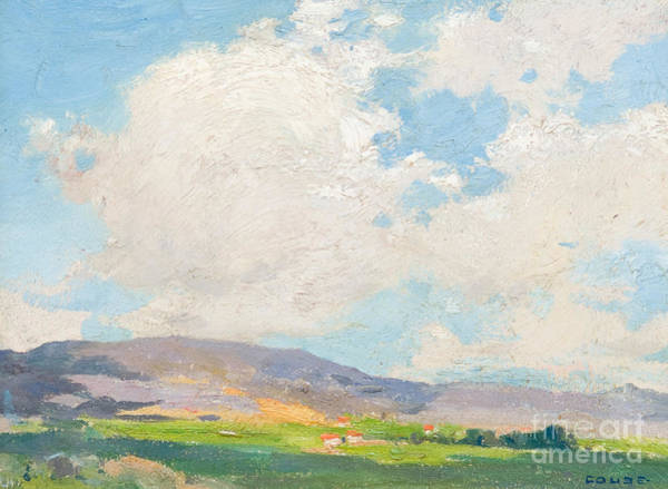 Painting - Taos Valley  by Celestial Images