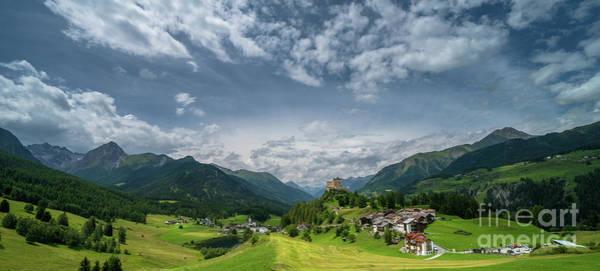 Swiss Alps Wall Art - Photograph - Tarasp by DiFigiano Photography