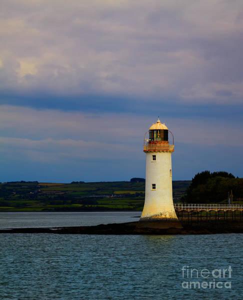 Wall Art - Photograph - Tarbert Lighthouse by Gabriela Insuratelu