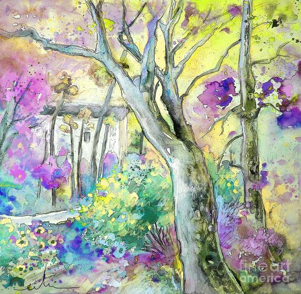 Pyrenees Painting - Tarbes 01 by Miki De Goodaboom