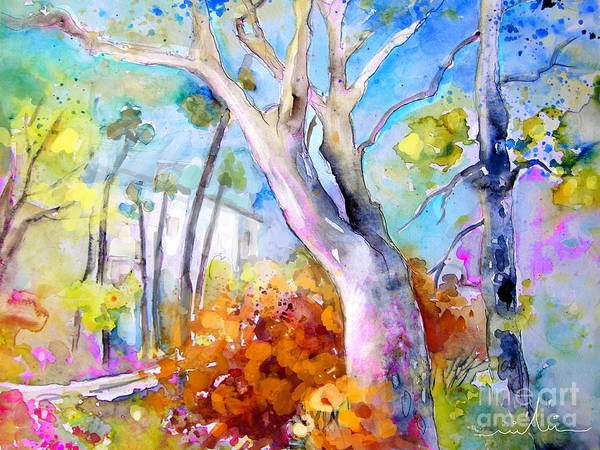 Pyrenees Painting - Tarbes 02 by Miki De Goodaboom