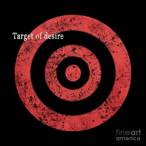 Photograph - Target Of Desire by Hannes Cmarits