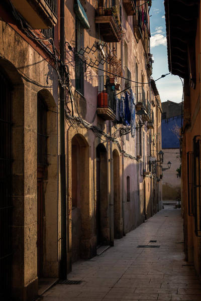 Photograph - Tarragona Spain Street by Joan Carroll