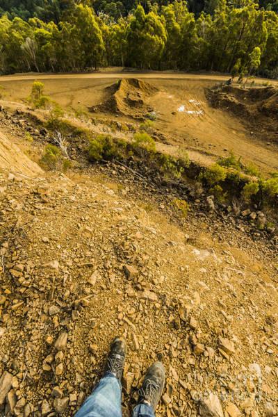 Mining Photograph - Tasmania All Terrain Explorer by Jorgo Photography - Wall Art Gallery