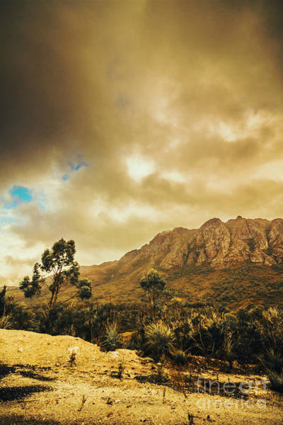 Location Photograph - Tasmania Mountain Marvels by Jorgo Photography - Wall Art Gallery