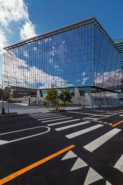 Photograph - Tata Innovation Cornell Tech Nyc by Susan Candelario