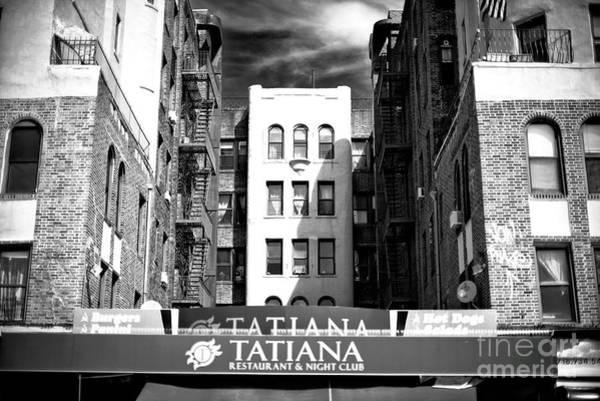 Photograph - Tatiana Restaurant In Brighton Beach by John Rizzuto